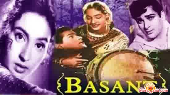 Poster of Basant (1960) - (Hindi Film)